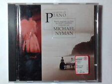 COLONNA SONORA Lezioni di piano - La lecon de piano cd MICHAEL NYMAN