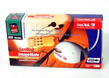 USB CARD READER FOR SD/MMC-SANDISK, NIB