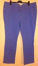 Pantalon Femmes Jeans encre, Marine taille 52, 54, 56 grandes tailles