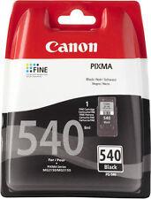 Canon PG-540 Genuine Black Ink Cartridge 5525B005AA