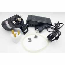 Máquina de coser industrial del motor controlador Pedal 220 V 120 W Servo correa libre