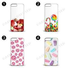 Sweet FRoots Donuts cubierta rígida cubierta teléfono para todos los iPhone & Samsung
