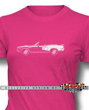 1971 Plymouth 'CUDA HEMI Convertible Camiseta para mujer - Varios Colores &
