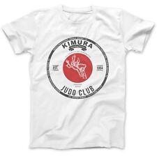 Kimura Judo Club Camiseta 100% Algodón Premium Karate Sumo