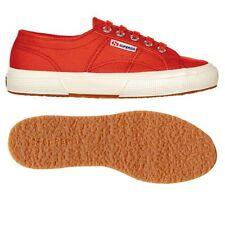 SUPERGA scarpa sneakers unisex  2750-COTU CLASSIC COL.ROSSO