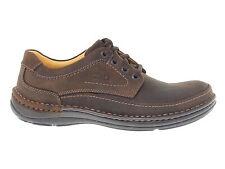 caff7945f28764 Scarpe classiche da uomo stringhi Clarks marrone | eBay