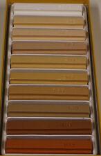Konig Furniture Repair Wax Filler Sticks 10 x Light Wood Shades Soft or Hard Wax