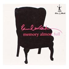 Paul McCartney - Memory Almost Full - Music CD