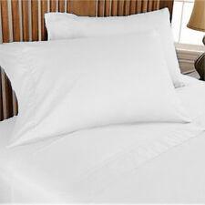 Set of 2pc Pillowcase 100% Egyptian Cotton 600TC Choose Color & Size