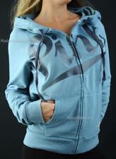 Victoria's Secret PINK Perfect Full Zip Hoodie Graphic Logo Fleece Sweatshirt