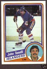1984-85 Topps Hockey John Tonelli #103 New York NY Islanders NM/MT