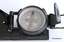 Peilkompass Marschkompass Taschenkompass Outdoor Klapp-Kompass Kompaß Zeiger b31