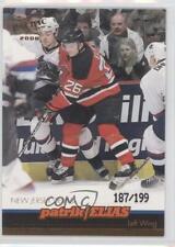 1999-00 Pacific Gold #237 Patrik Elias New Jersey Devils Hockey Card