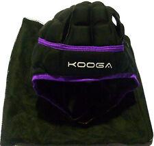 KOOGA SHADOW II RUGBY PROTECTIVE HEADGUARD-BLACK/TOPAZ