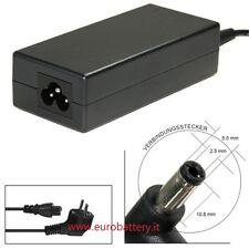 Alimentatore per HP COMPAQ ZE5500 ZE5600 ZE5700 ZE5400 18,5V 4,9A 90W 5,5x2,5