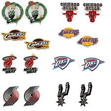 post stud earring charm NBA PICK YOUR TEAM