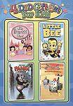 The Princess School/Little Bee/The Little Panda Fighter/The Little Cars: New Gen