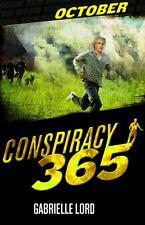 October (Conspiracy 365)-ExLibrary