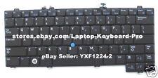 Dell Latitude XT XT2  Keyboard - US English - 0F436F NSK-DA201