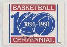 1991-92 NBA Hoops #BC Basketball Centennial Card