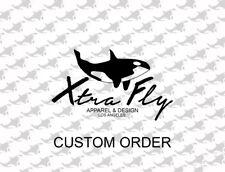 XtraFly Apparel Custom Order