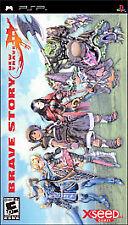 BRAND NEW SEALED PSP -- Brave Story: New Traveler (Sony PSP, 2007)
