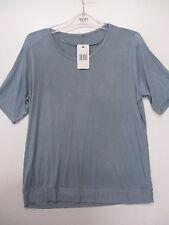 SASSA 59042 Damen Loungewear / T-Shirt / Schlafshirt Kurzarm, in Ocean, NEU