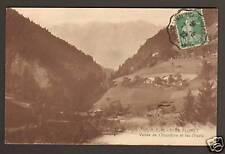 FLUMET 73: VILLAS à ARONDINE & ARAVIS ,obl. FERROVIAIRE