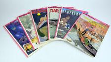 Auswahl: Erotic Souvenir Band 1-7, 1. Auflage Carlsen Comic Art