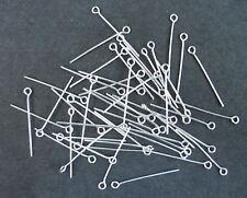 50 Eye Pins 25mm