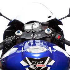 MOTORCYCLE Fork Stem Bike Mount + un titolare per Samsung Galaxy S6 S7 bordo Plus