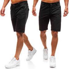 BOLF Hombre Pantalón Corto Shorts Pantalones Deportivos Slim 7G7 Entrenamiento