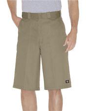"Dickies Khaki Work Short 42283 13"" Loose Fit Multi Pocket  Sizes 30 to 44"