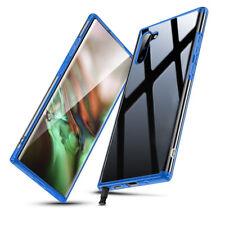Samsung Galaxy Note 10 Plus 5G Klar Ultra Slim Silikon Hülle Case Schutzhülle
