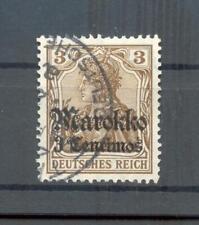 Marokko 46/58 Satz oder Einzelwerte sauber gest. (M0555