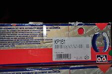 kit frein arrière ad:kp161; peugeot 206