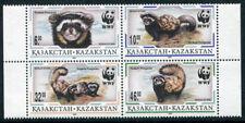 Kazakstan 171-174, MNH, Wild Animals WWF. x3130