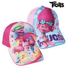 Gorra Infantil Trolls (53 cm)