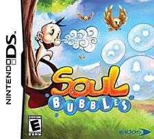 Soul Bubbles (Nintendo DS) 3ds, XL, Dsi