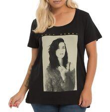 7dec7d979614a Torrid Plus Size KATY PERRY PHOTO Witness Tour Girls Women s T-Shirt NEW