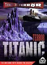 Times of Terror: Terror on the Titanic DVD