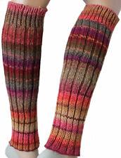 1a587136e0ab1a dicke Wollstulpen wie handgestrickt extra warme Stulpen