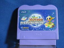 VTech Zayzoo An Earth Adventure VSmile Video Game