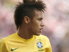 Neymar da Silva Santos Brazil Star Barcelona Huge Giant Print POSTER Affiche