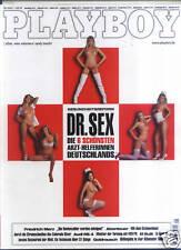 PLAYBOY D 8/2005 August - Die 6 schönsten Arzt-Helferinnen Deutschlands