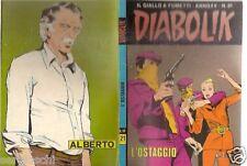 \ DIABOLIK ORIGINALE -ANNO XV-15°  # 21 - 1976 ///