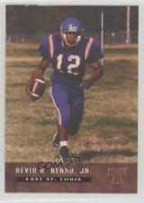 1995 Roox IHSA High School Football #14 Kevin R Beard Jr R. Jr. Rookie Card