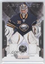 2011-12 Upper Deck Artifacts Jersey/Jersey #30 Ryan Miller Buffalo Sabres Card