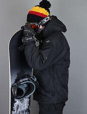 Southplay Winter Waterproof Ski-Snowboard Jacket_M705 (UK 5 Size)Black