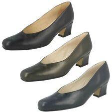 Mujer NIL SIMILE Elegante Cuadrado Front Zapatos ' Bizet '